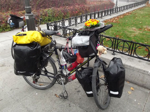 Bicikl Snežane Radojičić