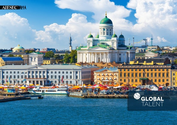 Global Talent - Helsinki, Finska
