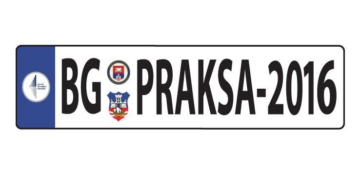 BG PRAKSA 2016