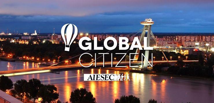 Aiesec Global Citizen Bratislava