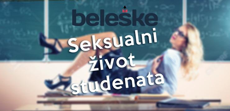 Seksualni život studenata anketa o tome šta studenti i studentkinje vole u seksu