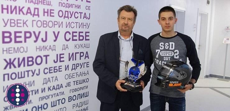 Intervju Nikola Miljković šampion Evrope u auto trkama na brdskim stazama