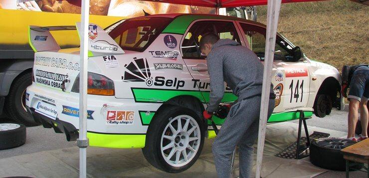 Nikola Miljković auto trke u Evropi