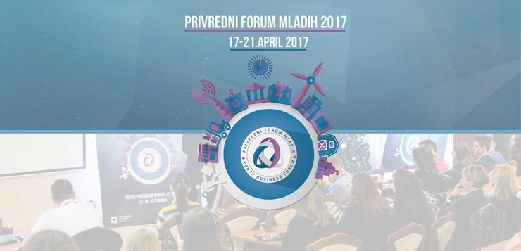 Prijavi se za Privredni forum mladih 2017