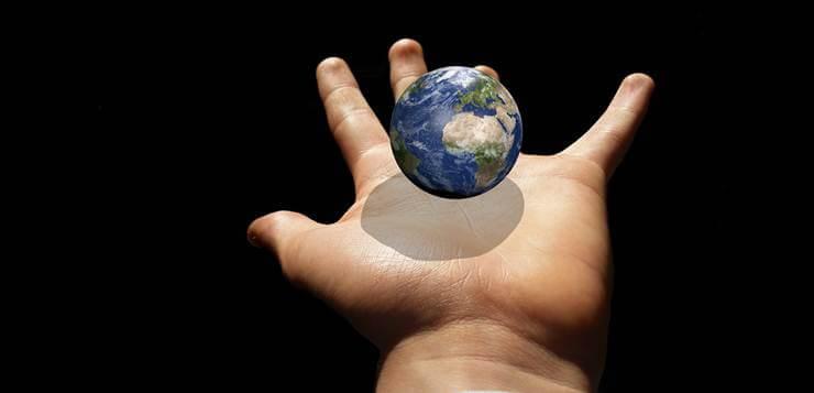 svet na dlanu