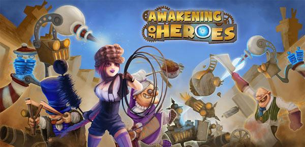 Domaća igra Awekening of Heroes