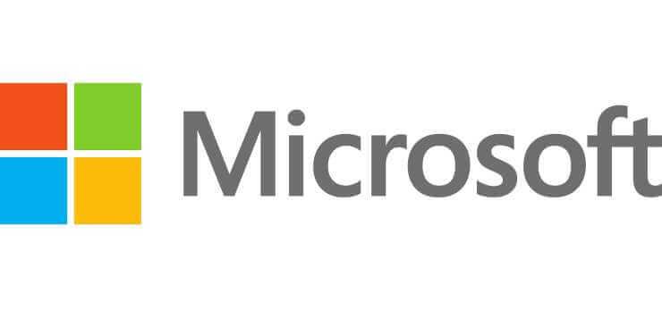 Logo Microsoft kompanije
