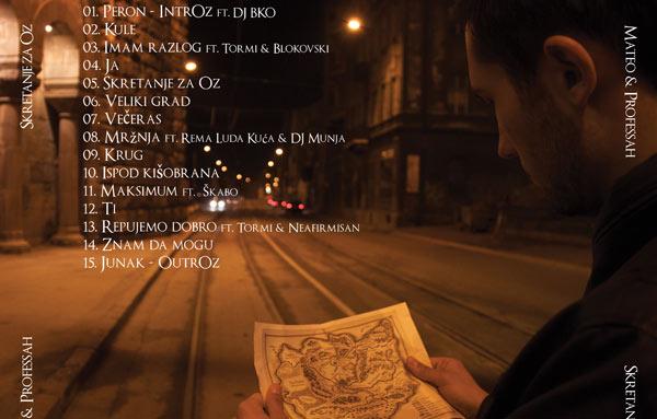 Mateo sa mapom za Oz