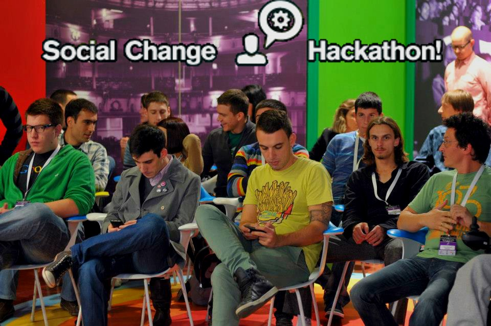 Social change hackaton