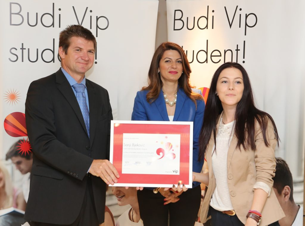 Tatjana Matic, Dejan Turk i studentkinja