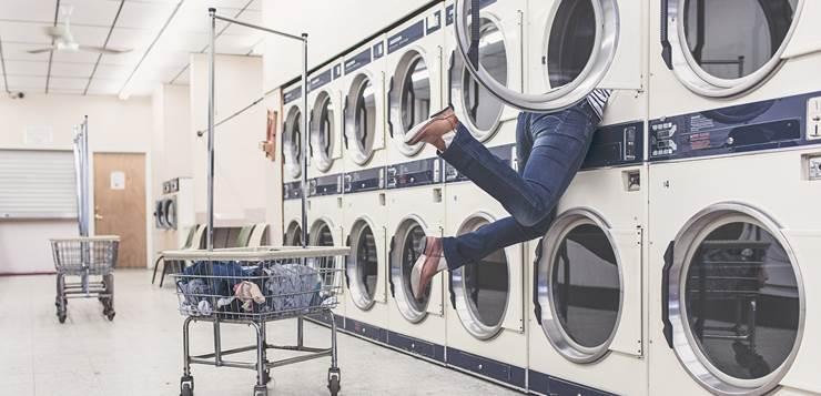 pranje veša u veš mašinama