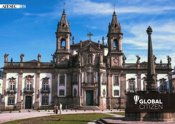 Global Citizen - Braga Portugal