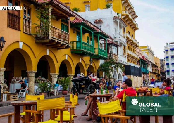 Global Talent - Kartagina, Kolumbija