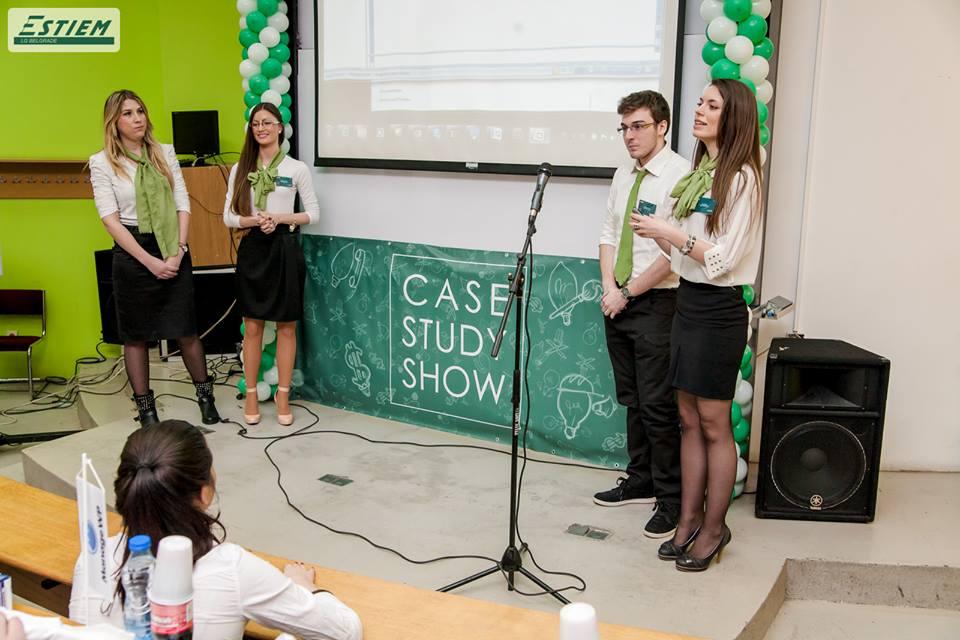 Case Study Show bina