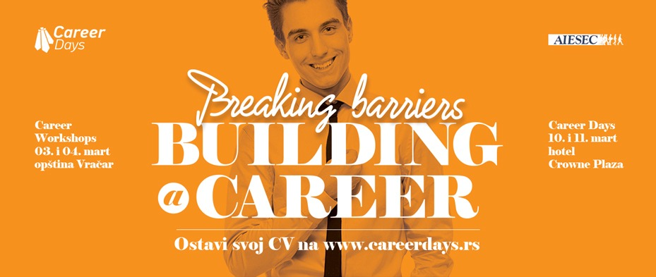 Najava za Career days