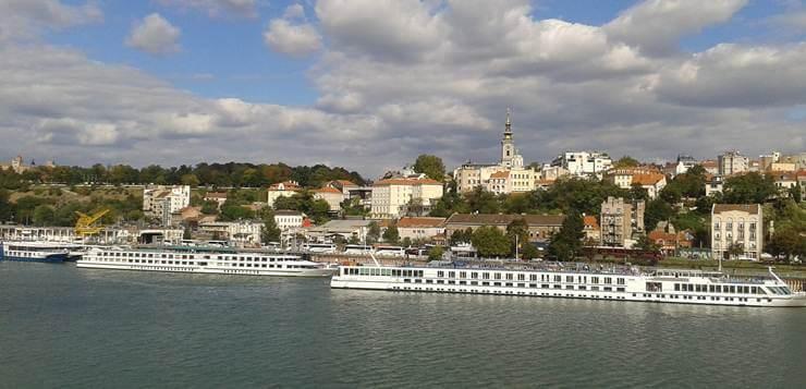 panorama Beograda