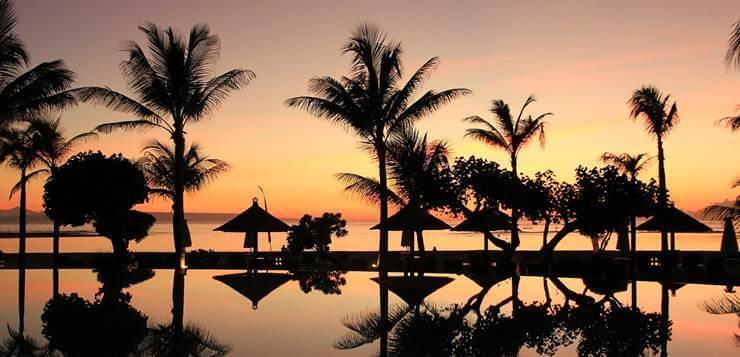 Zalazak sunca Indonezija
