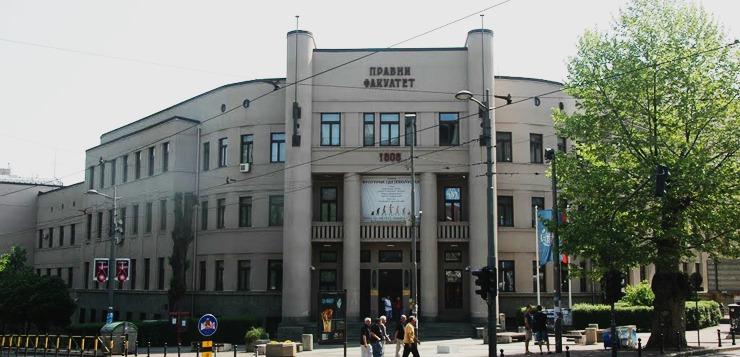 Pravni fakultet Univerzitet u Beogradu