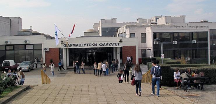 Zgrada Farmaceutskog fakulteta