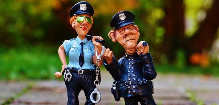 figurice policajaca
