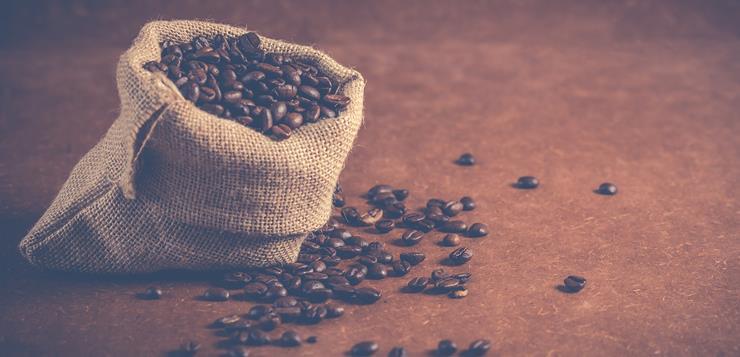 zrna kafe u dzaku