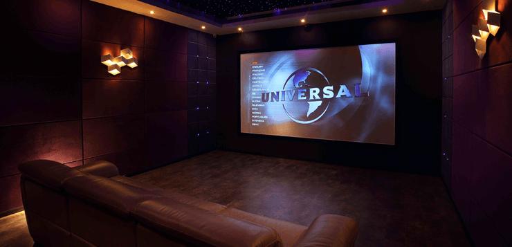 bioskopski ekran