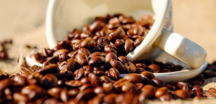 Kafa prosuta iz solje