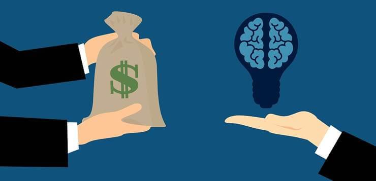 razmenjivanje novac i znanje