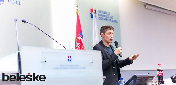 Petar Vasic Studentski privredni forum
