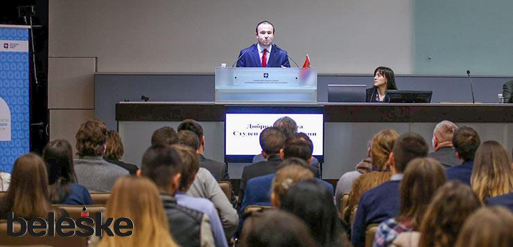 Panel diskusija studentski privredni forum