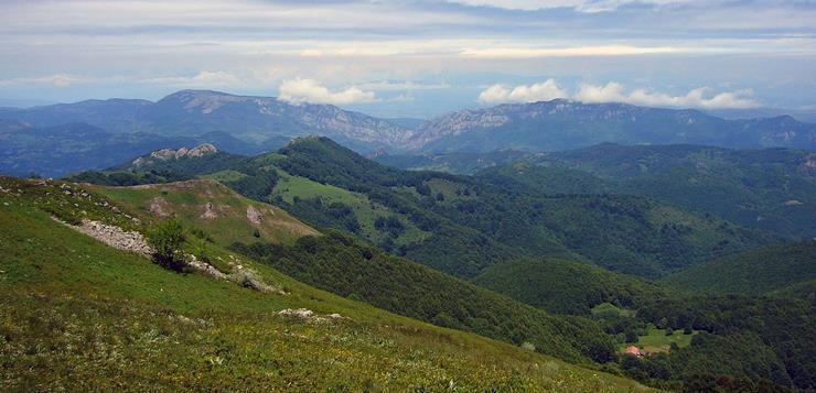 planina u Srbiji