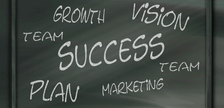 Tabla sa potrebnim veštinama u marketingu