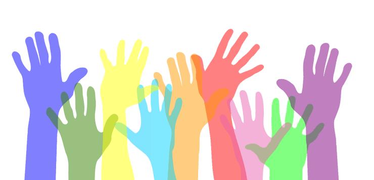 Ruke podignute u vis