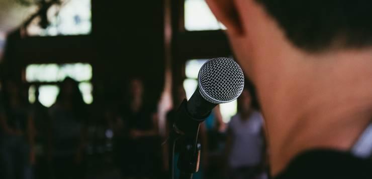 držanje govora