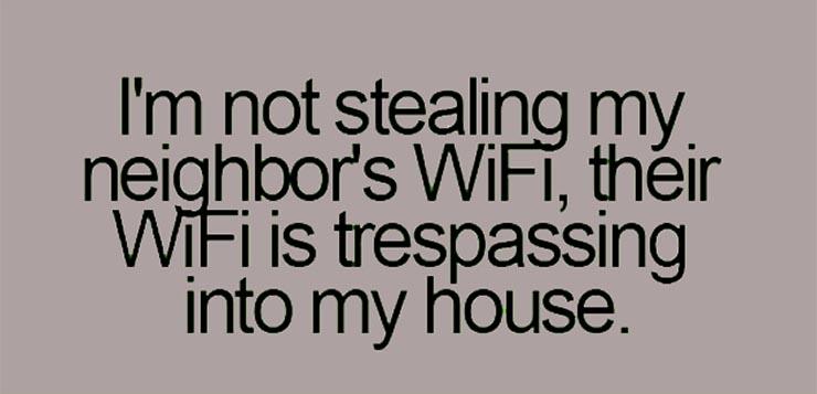 ja ne kradem komšiji wi fi