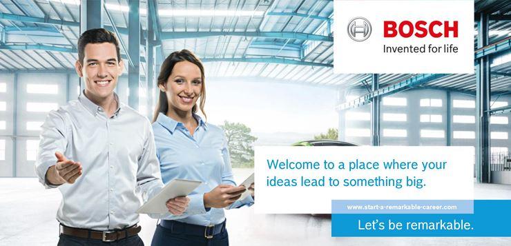 Plaćena praksa u Bosch-u - HR marketing pripravnik februar 2017