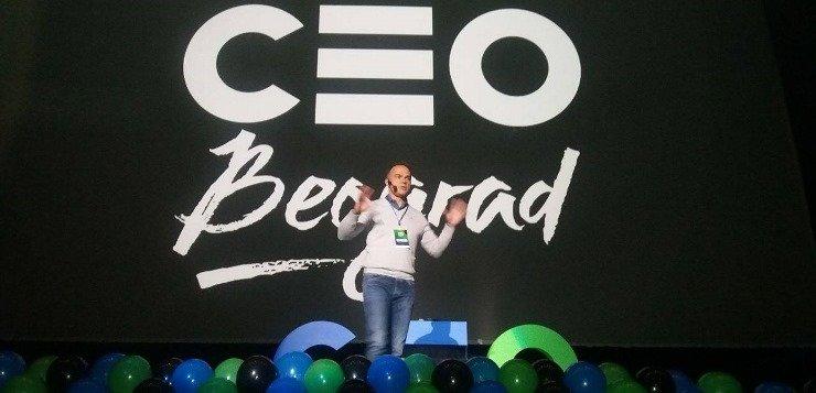 Nebojša Matić CEO konferencija 2017