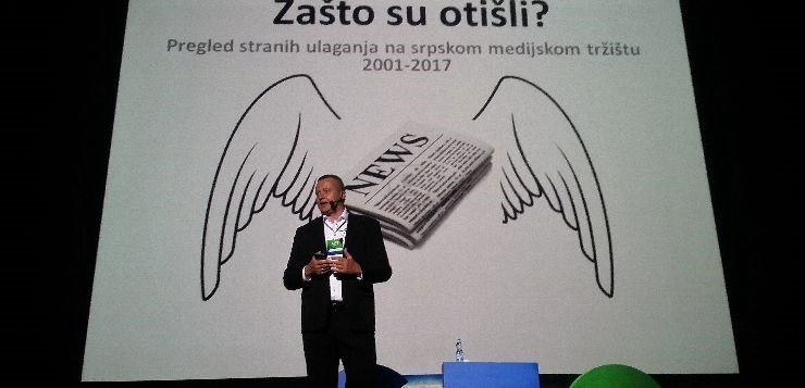 Robert Čoban govor CEO konferencija