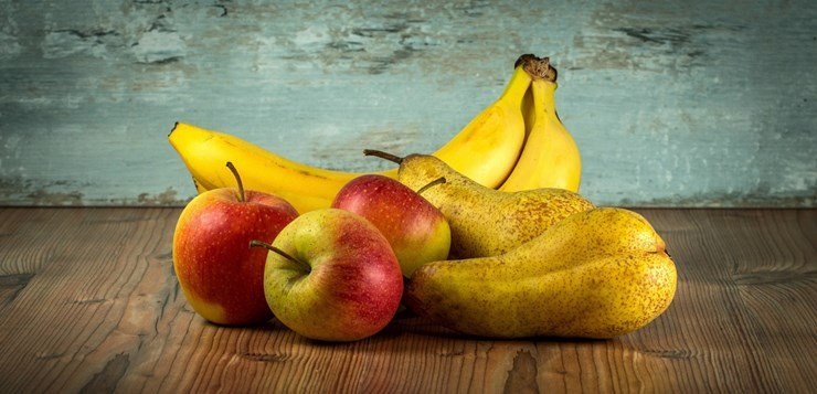 GMO voće - šta je PLU broj