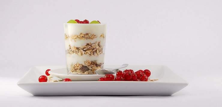 jogurt sa vocem
