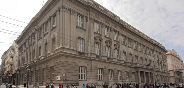 Filološki fakultet u Beogradu