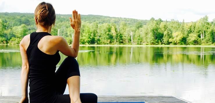 vežbanje joge