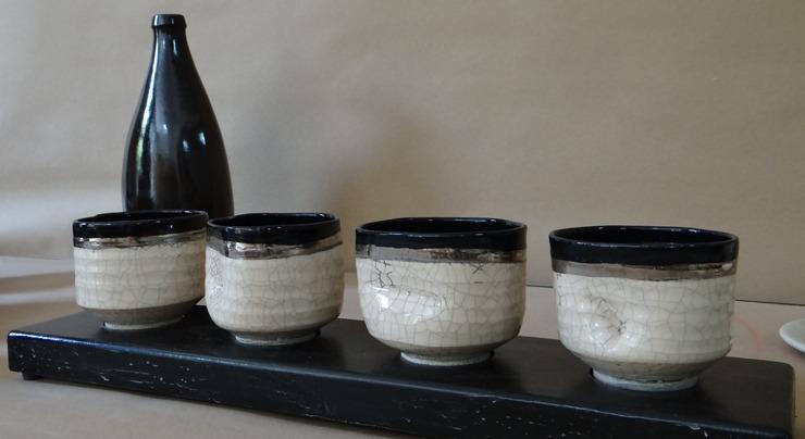 Fakultet primenjenih umetnosti - izložba posudna keramika