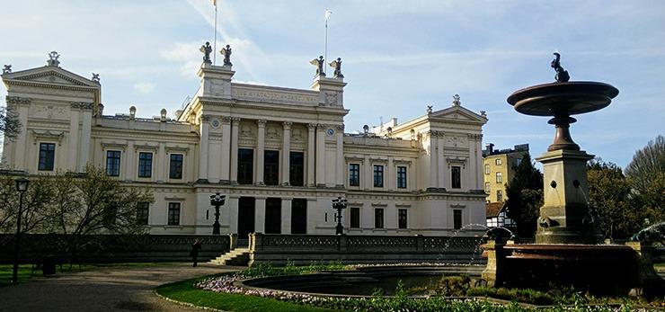 Lund Univerzitet Švedska Erasmus Master