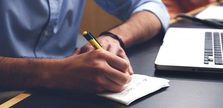 hvatanje beleški saveti na praksi