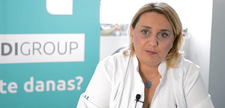 Dr Danka Grudić - Direktor doma zdravlja - moj budući posao