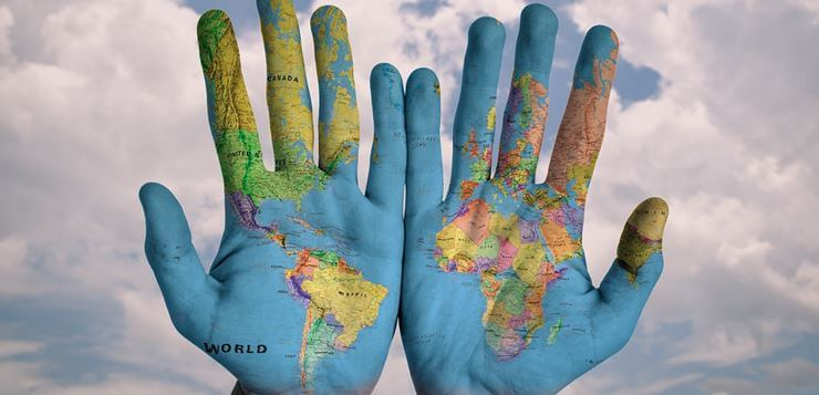 Svet na rukama - IAESTE Srbija međunarodna praksa