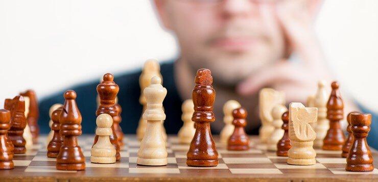 Strategija i donošenje odluke - šahovska tabla