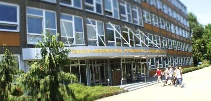 Jedan od univerziteta u Pragu