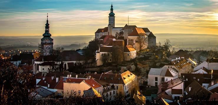 stari grad u Ceskoj